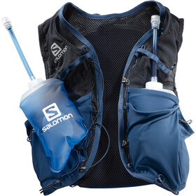 Salomon W's Adv Skin 8 Backpack Set Poseidon/Night sky
